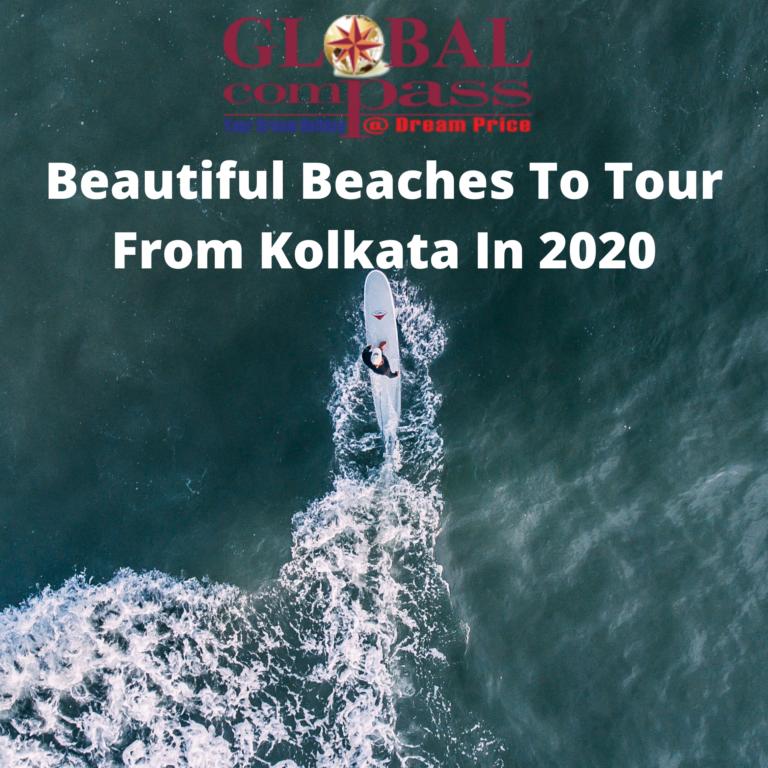 Beaches To Tour From Kolkata In 2020