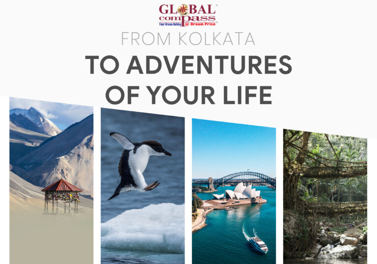 From Kolkata To Adventures Of Your Life