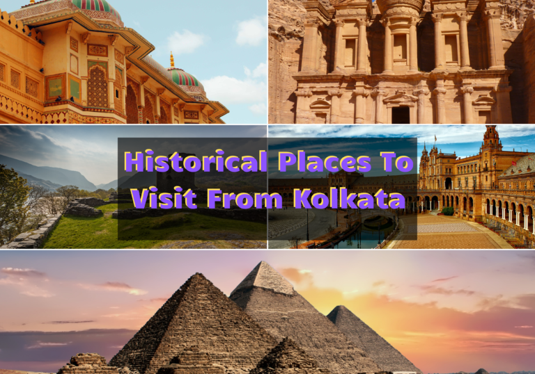 Historical Places To Visit From Kolkata
