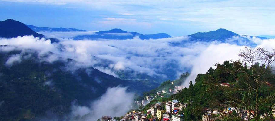 Meghalaya Assam with Mawlynnong tour package from Kolkata