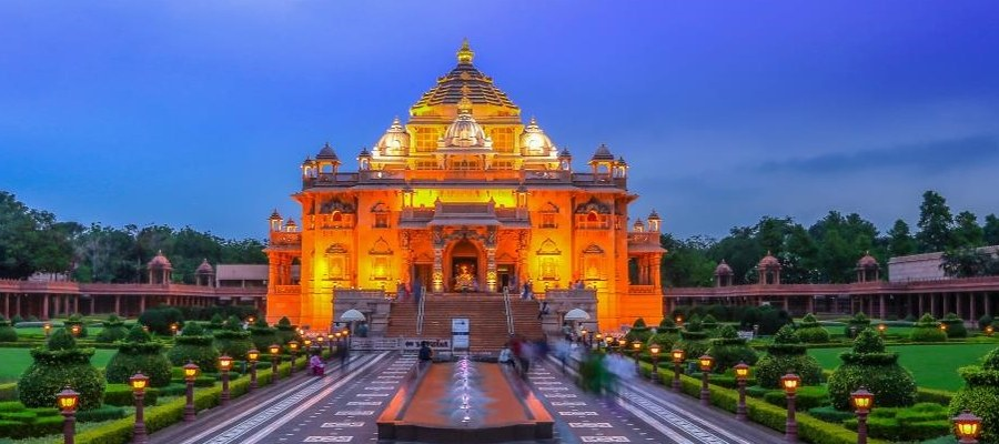 Gujarat tour package from Kolkata